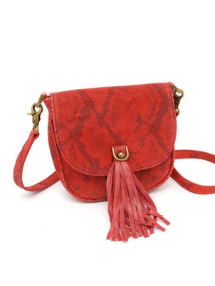 Red Amparo Bag