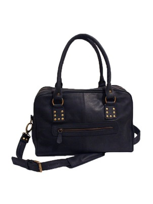 Black Antonia Bag
