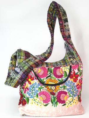 Floral Sling Bag