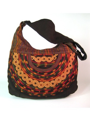 Earthtone Hobo Bag