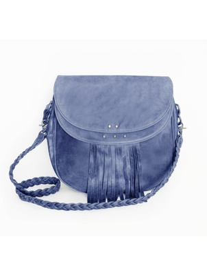 Blue Irupe Bag