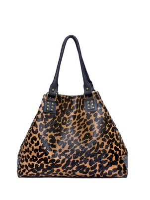 Leopard Jacky Tote