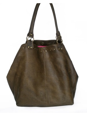 Brown Jumbo Bag