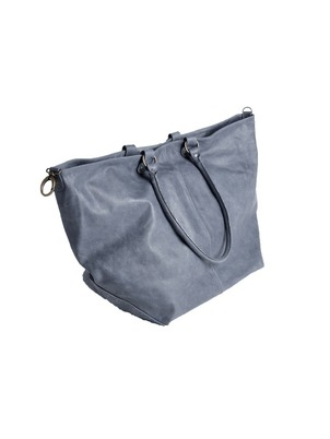 Gray Niki Tote