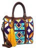 Handmade Multiple Dimensions Wayuu Handbag