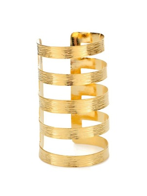 Brazalete de oro Dashing