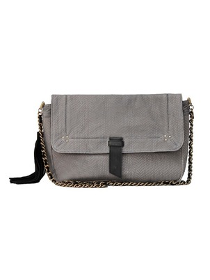 Gray Susi Clutch