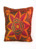 Sunburst Flower Pillow (Filling not included)