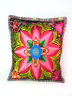 Pinkbursts Flower Pillow ( Filling not included)