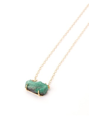 Emerald Gigi Necklace