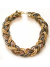 Braided Chain Necklac