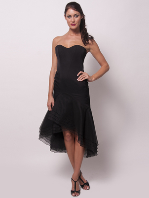 Strapless LBD