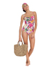 Floral Garden One-Piece Swimsuit