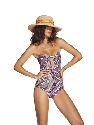Saint Tropez One Piece Suit