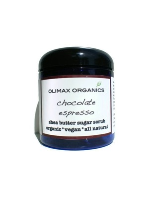 Chocolate Shea Butter Sugar Scrub