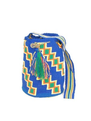 Royal Blue Mochila