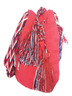 Big Red Wayuu Mochila