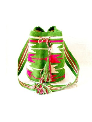 Green Mochila 