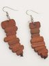 Wood Sticks Earrings