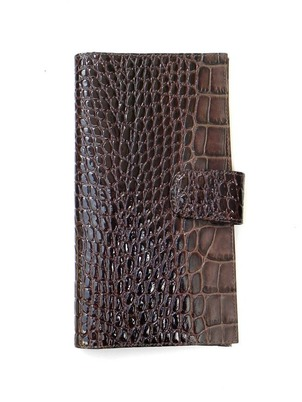 Brown Document Holder