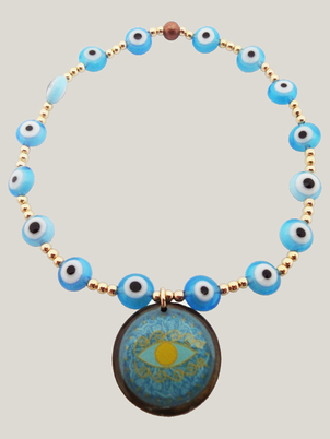 Turkish Eye Bracelet