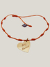 Red Divine Heart Bracelet