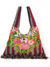 Floral Traingle Bag