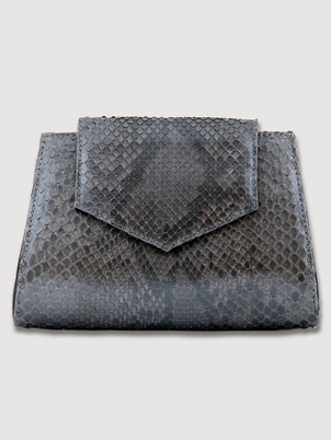 Clutch Maya Black
