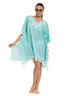Sorbet Green Tunic Cover-up