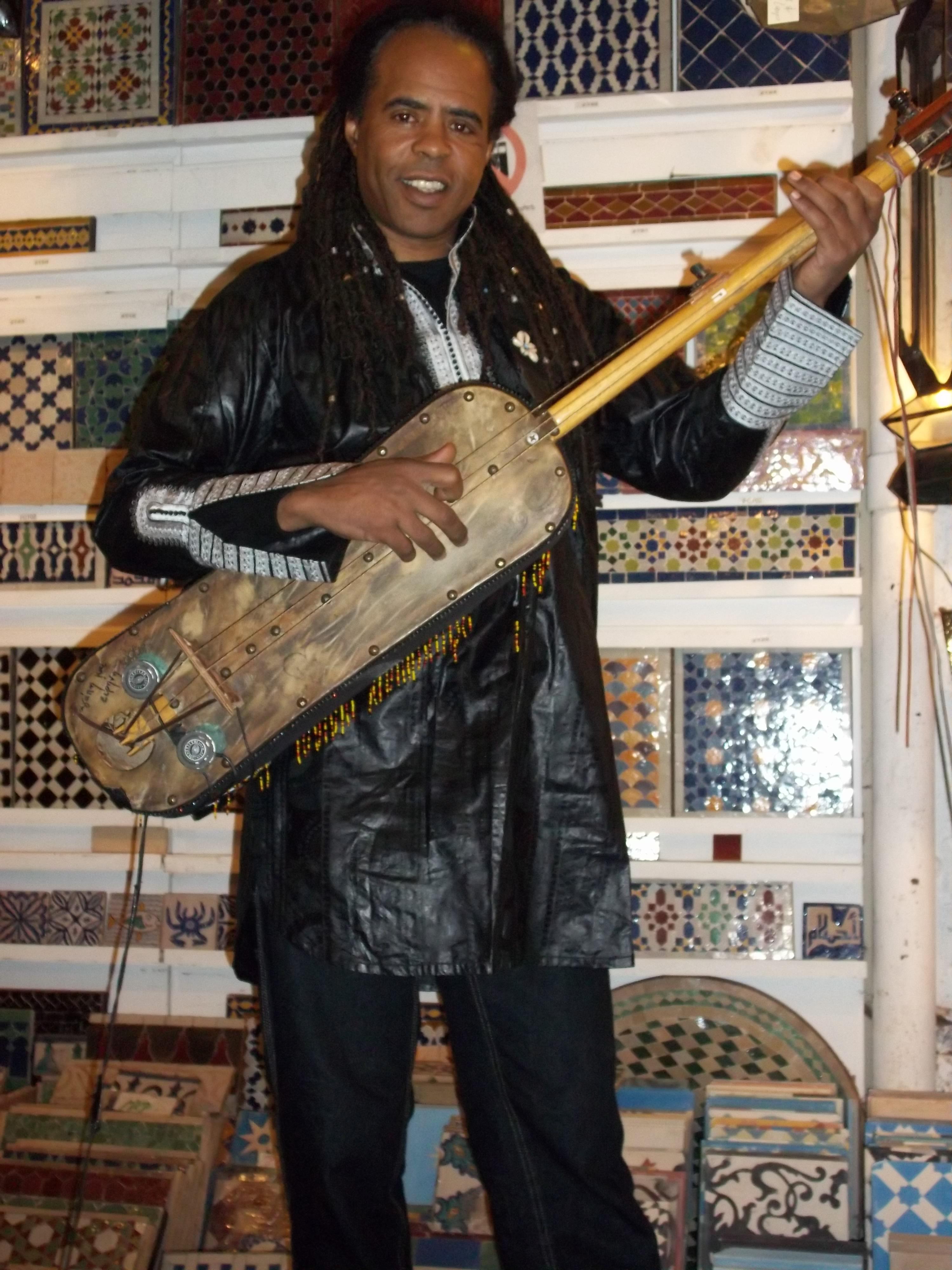 Hassan Hakmoun FlipSwitch FIAF Presents World Nomads Morocco Music