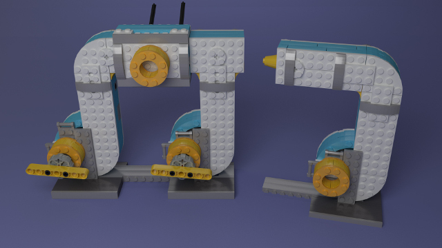 FIRST LEGO League Hydrodynamics Pipe Additiona Mission Model