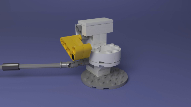 FIRST LEGO League Hydrodynamics Water Treatment Mission Model