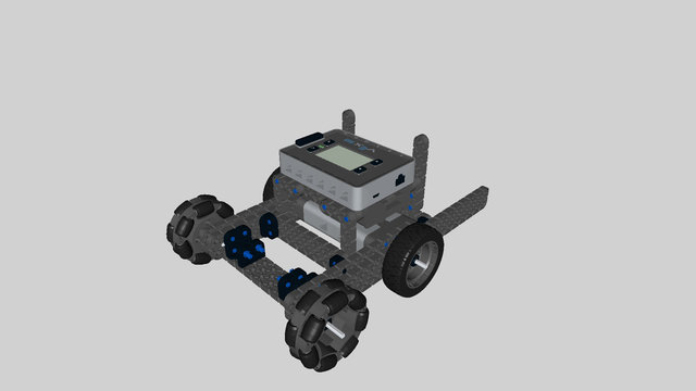 Image for VEX IQ Robot Base Chassis 1
