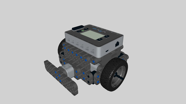 Image for VEX IQ Touch Sensor Bumper