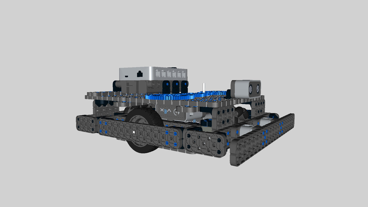Image for VEX IQ Robot Base Chassis 4 v2