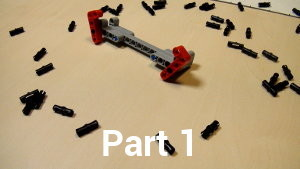 Image for Quick Pinless Attachments for LEGO EV3 Competition Robots (Part 1)