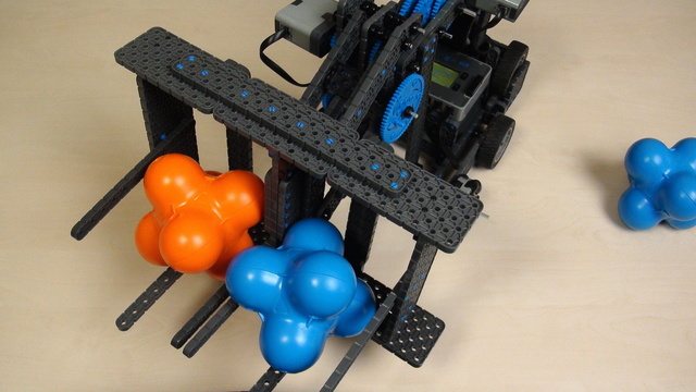 Image for VEX IQ Crossover. Teacher's Note. Two degrees of freedom attachment