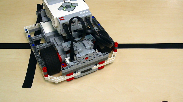 Preview for Proportional Line Following with EV3 Mindstorms. Part 3