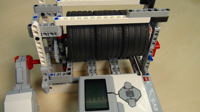 Image for Physics in LEGO Mindstorms Energy Accumulation and Conservation Part 6 Conclusion