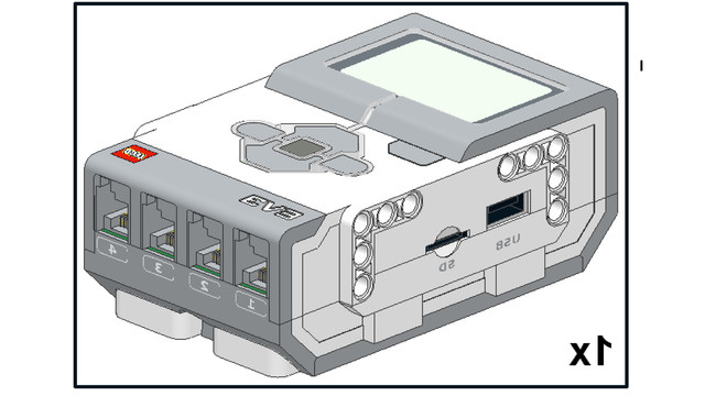 Image for EV3 Phi. Teacher's Note. Introduction to EV3 Controller