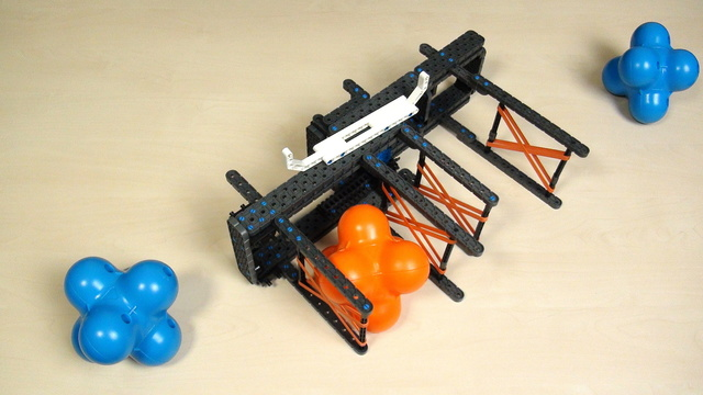 Image for VEX IQ Crossover. Teacher Note. Grab, move, place