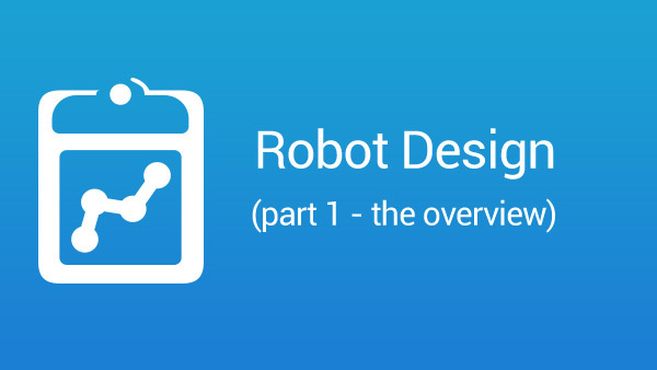 Image for Judging FLL Robot Design (part 1 - the overview)
