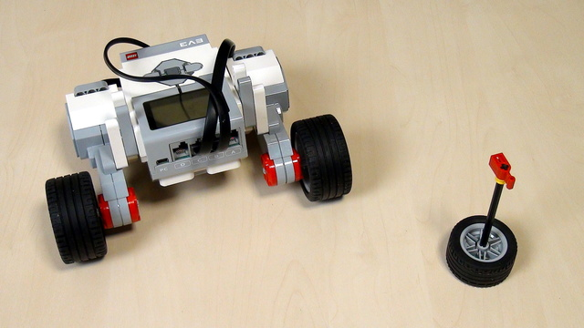 Image for EV3 Phi. Turning. Intro to module and doing a competition