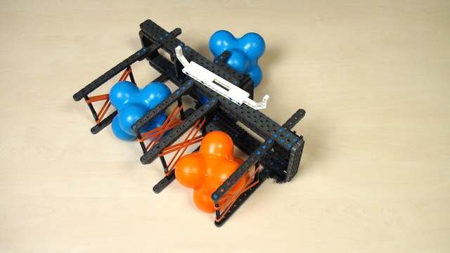 Preview for VEX IQ Crossover. Task. Build the same second attachment and extend the first