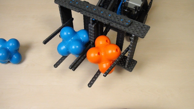 Image for VEX IQ Crossover. Task. Attach to a robot base