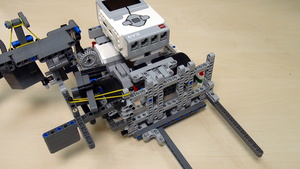 Image for FIRST LEGO League Nature's Fury Robot Attachment
