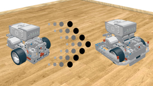 Constructing LEGO Mindstorms EV3 Competition Robot - the Process