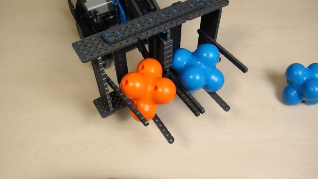 Image for VEX IQ Crossover. Teacher's Note. Adding to a robot base
