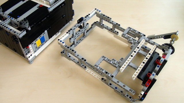 Preview for Attachments for Box Robot for Robotics Competitions. Passive attachments