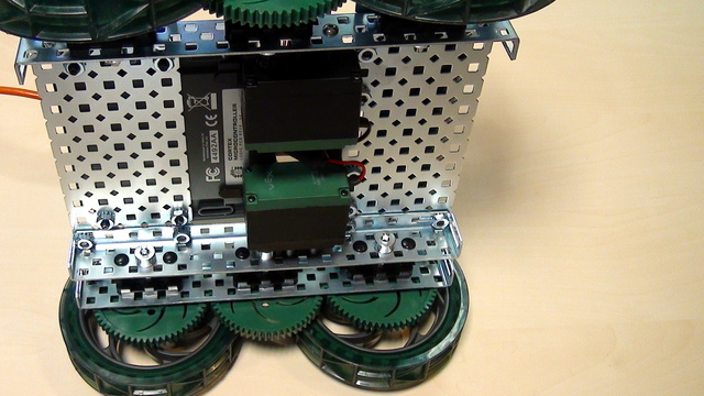 Preview for VEX EDR Intro. Connect VEX motors to the Cortex controller. Use the motor drivers/controllers.